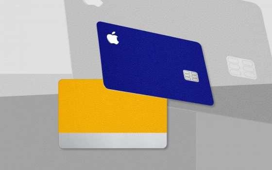 È successo: ecco le prime skin per Apple Card