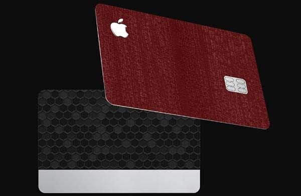 Le skin personalizzate da applicare alla Apple Card