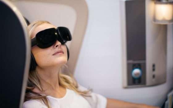 British Airways porta la realtà virtuale in aereo