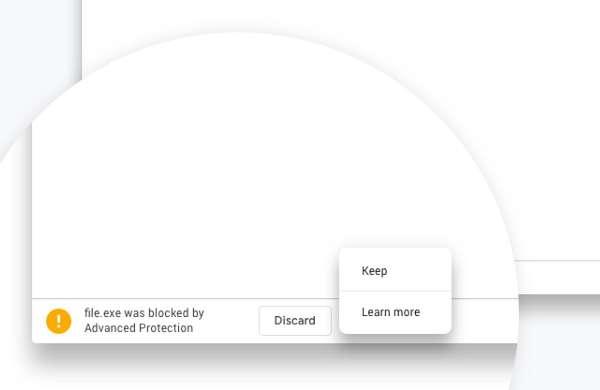 Chrome: protezione dai download pericolosi con l'Advanted Protection Program di Google
