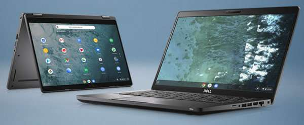 Dell Latitude 5300 2-in-1 e Latitude 5400 con Chrome Enterprise