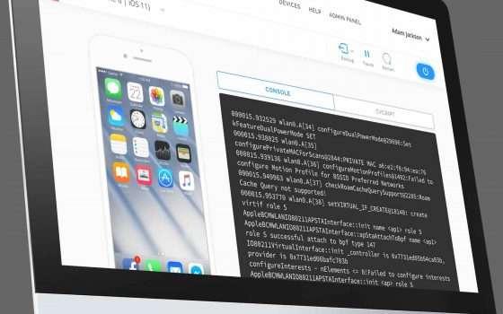 Apple fa causa a Corellium per gli iPhone virtuali