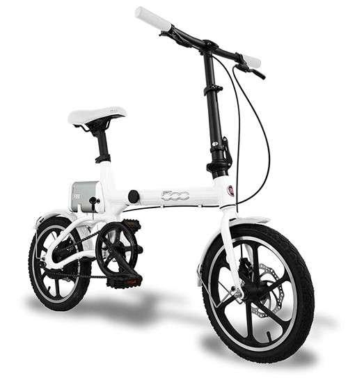 Bicicletta elettrica Fiat F16