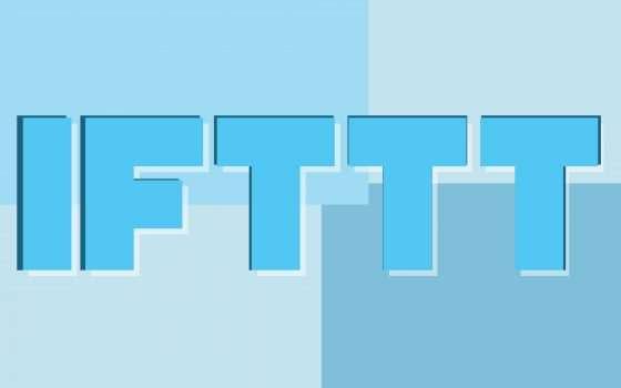 IFTTT dice no alla migrazione dell'account Nest