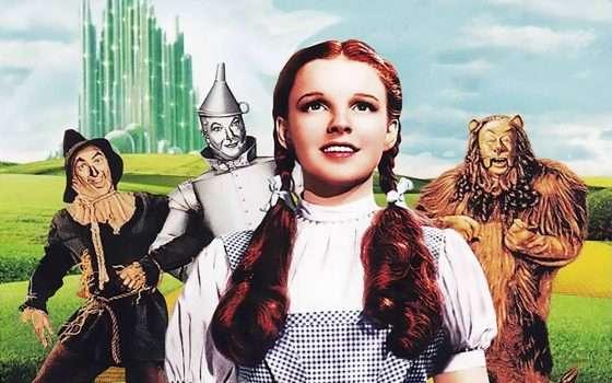 L'easter egg di Google per Il Mago di Oz