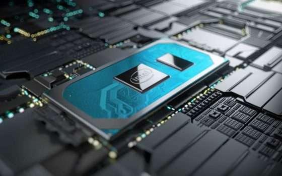 Ecco la 10th Gen degli Intel Core per i notebook