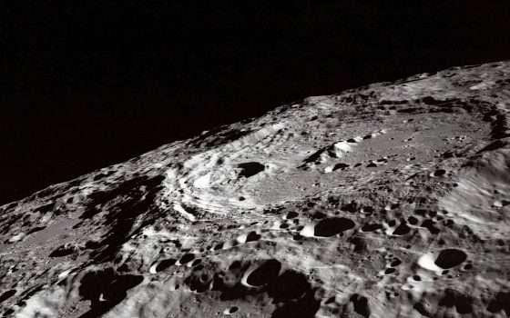 Dalla NASA una mappa 3D della Luna per gli artisti