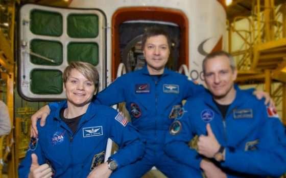 Prima indagine per un reato sulla ISS