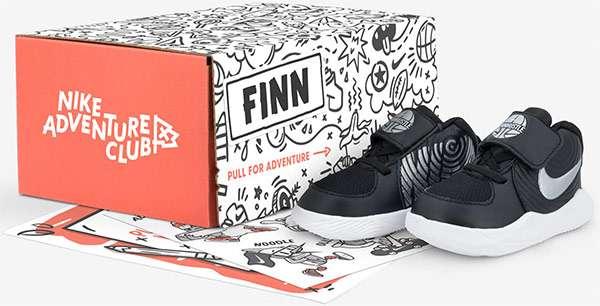Nike Adventure Club: scarpe per i figli in abbonamento
