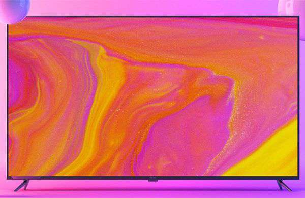 Redmi TV, televisore 4K da 70 pollici