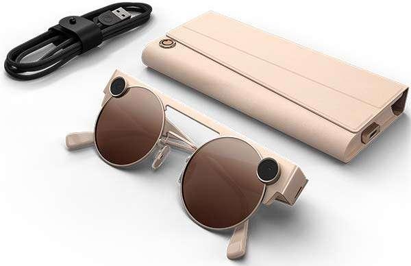 Spectacles 3, i nuovi occhiali di Snap in edizione Mineral