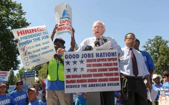 USA 2020: Sanders e la rivoluzione del giornalismo