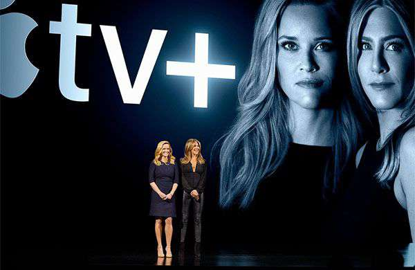 Reese Witherspoon e Jennifer Aniston per The Morning Show, esclusiva Apple TV+