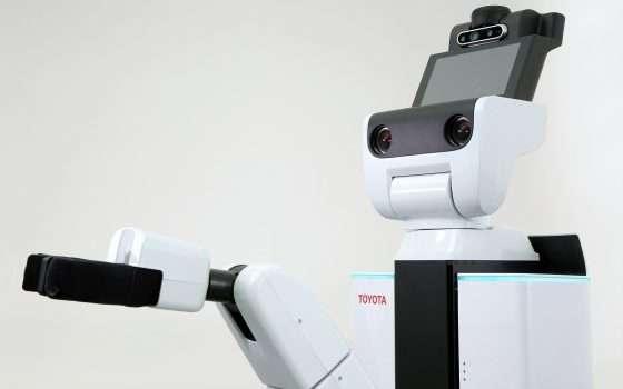 Toyota e PFN insieme per la robotica assistenziale