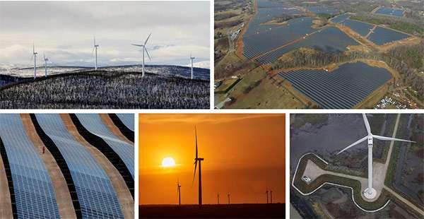 Gli investimenti di Google in energia rinnovabile