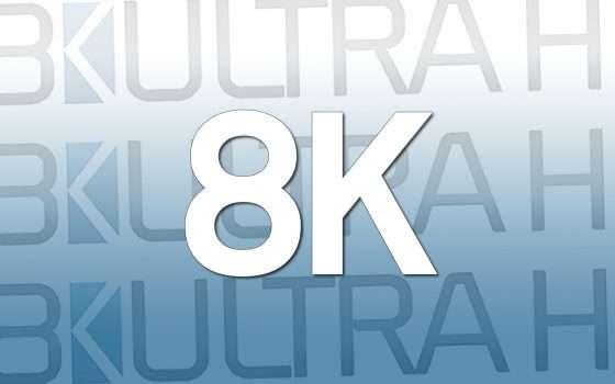 Da CTA un logo e specifiche per le TV 8K