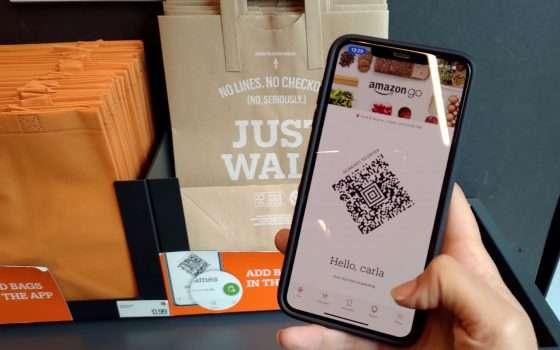 Amazon GO: abbiamo fatto la spesa nel futuro