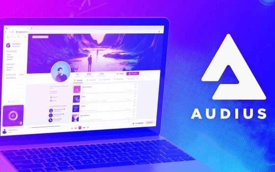 Audius: streaming musicale in salsa blockchain
