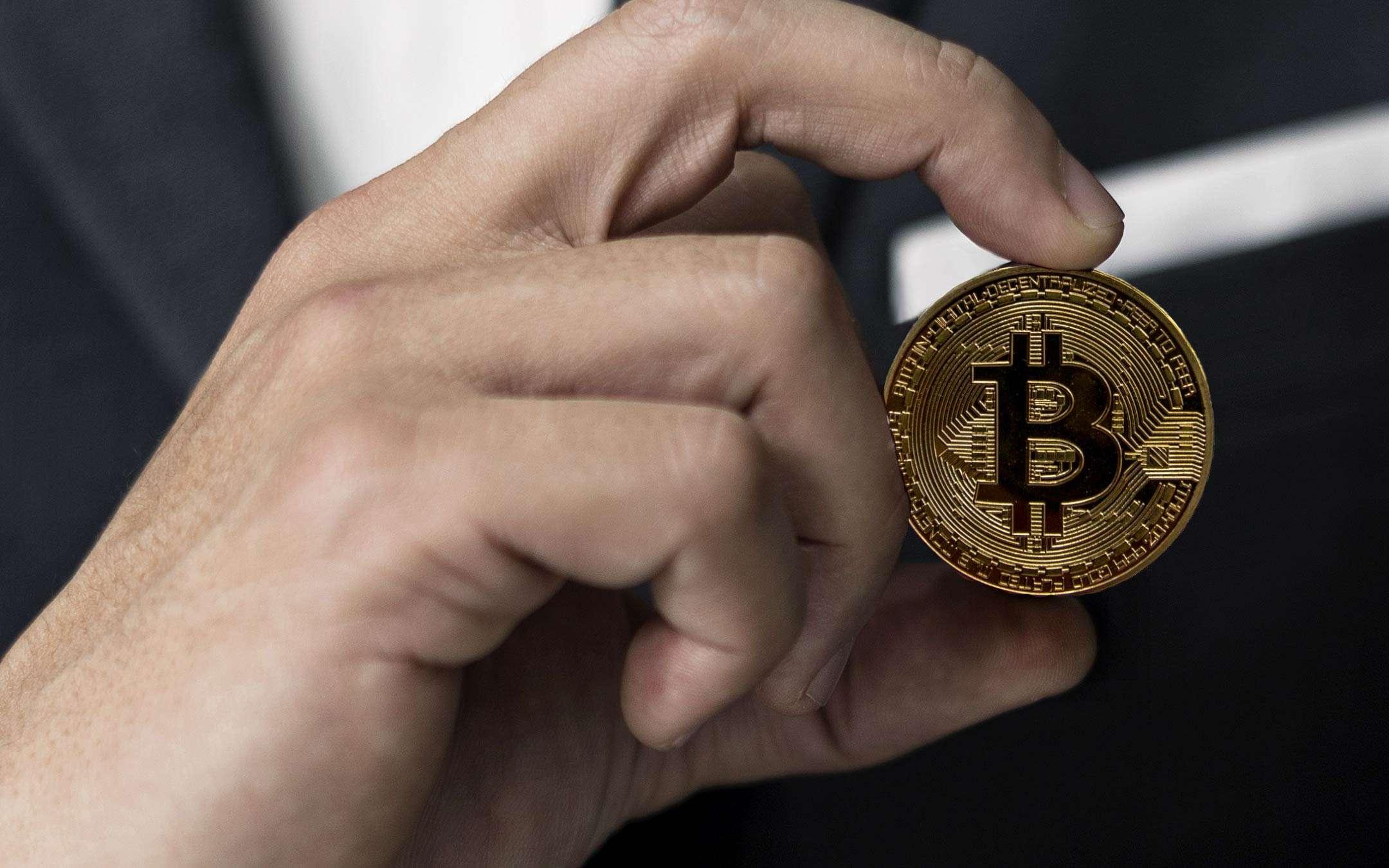 bitcoin dove va il denaro