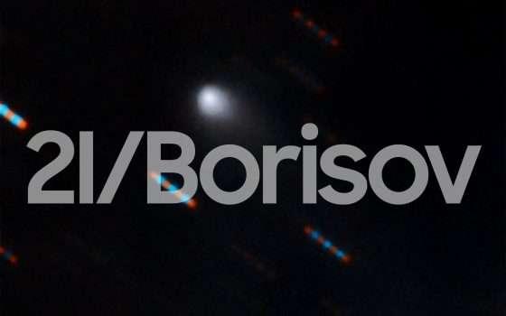 Avvistato l'oggetto interstellare 2I/Borisov