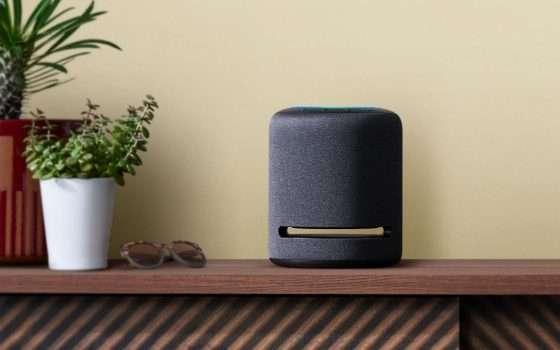 Amazon Echo Studio: Alexa, Zigbee e potenza audio