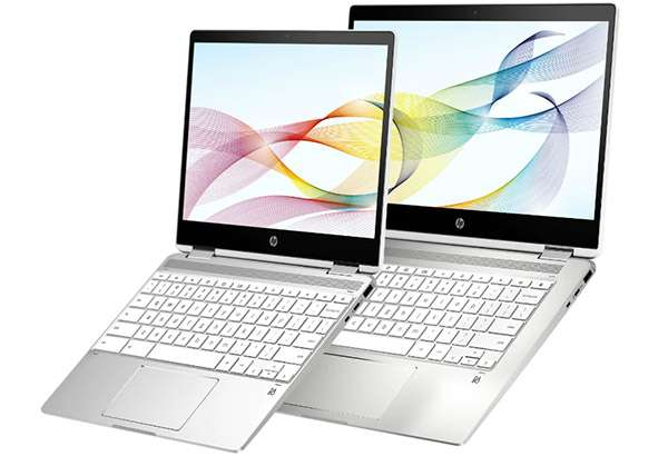 I nuovi Chromebook di HP: x360 12b e x360 14b