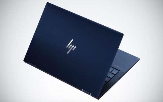 HP Elite Dragonfly: potente e molto leggero