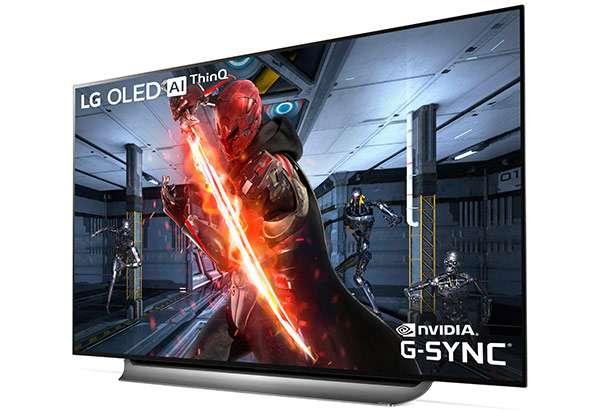 LG TV OLED 2019, televisori compatibili con NVIDIA G-SYNC