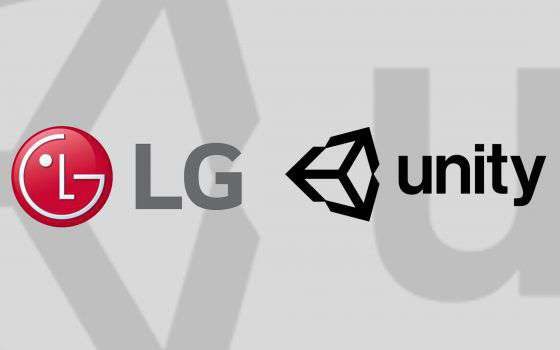 LG e Unity per le simulazioni della guida autonoma