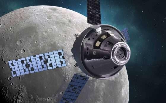 La NASA tornerà sulla Luna con Lockheed Martin