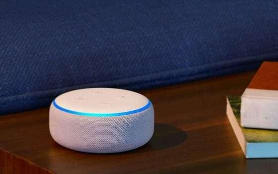 Echo Dot, anche in versione Malva
