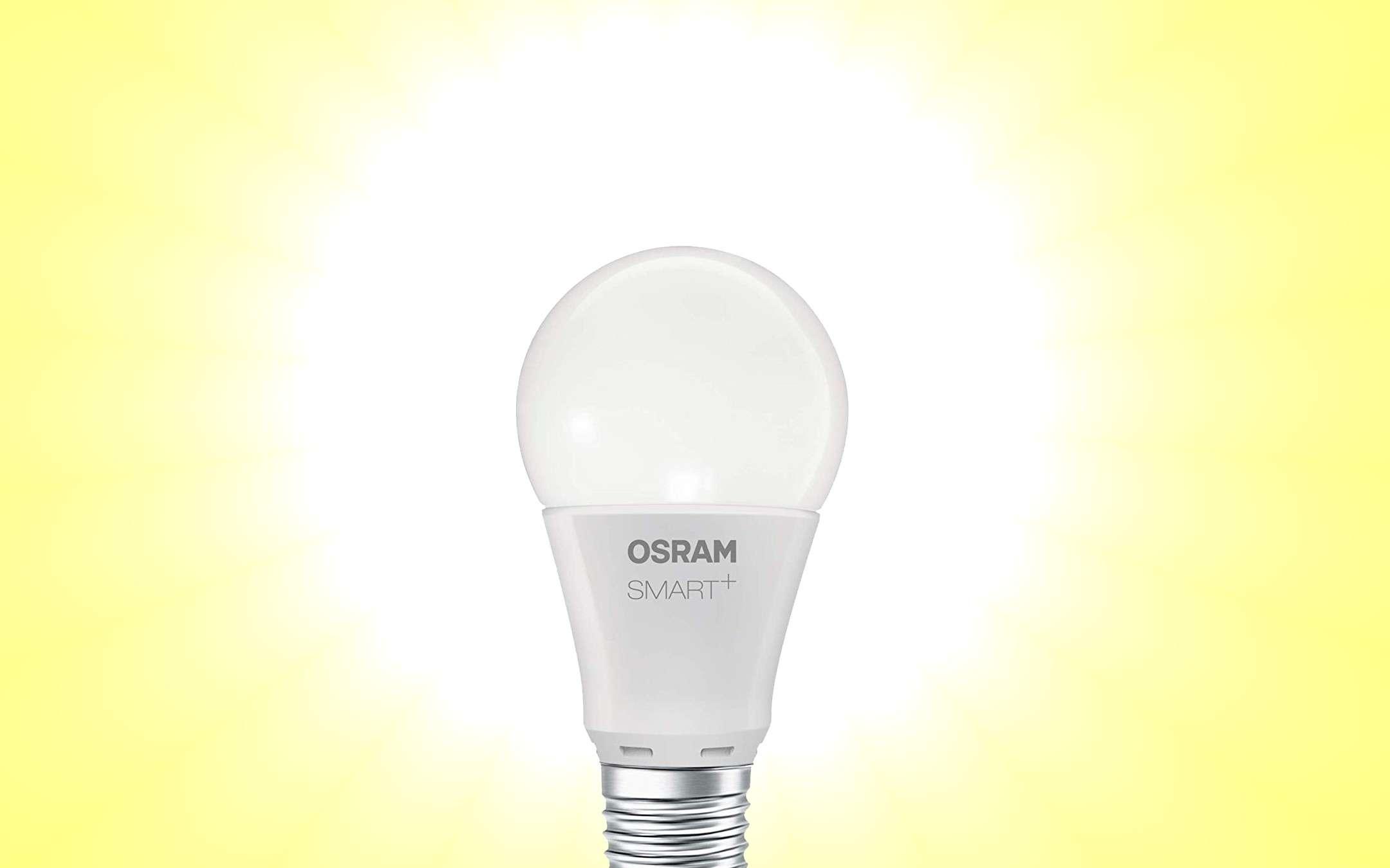 Lampadina Osram Smart+