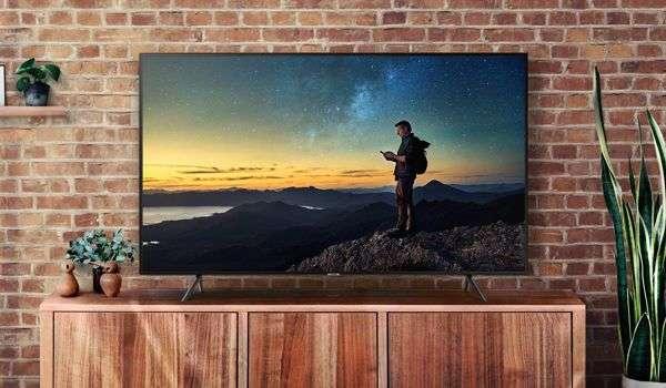 Smart tv Samsung da 55 pollici