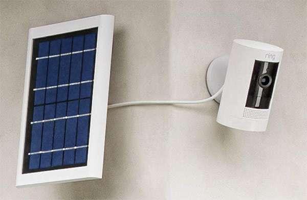 Ring Stick Up Cam Solar