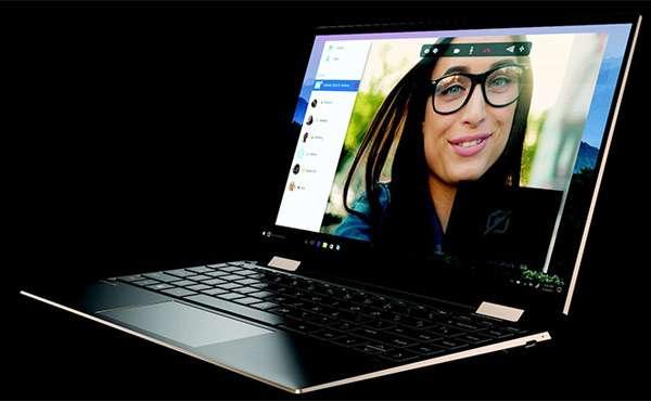 Il nuovo laptop HP Spectre x360 13
