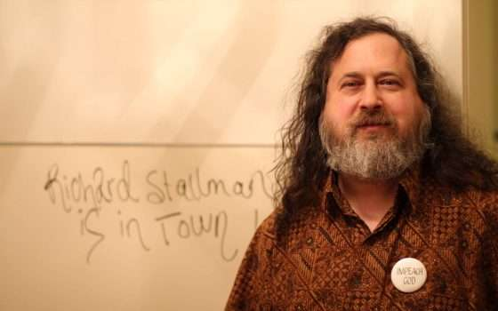 Free Software Foundation: torna Richard Stallman
