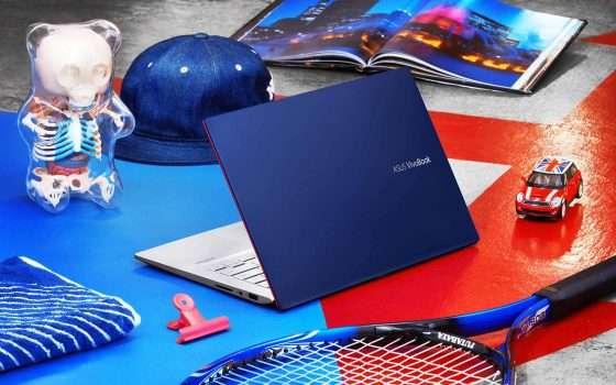 ASUS VivoBook S15 e S14 arrivano in Italia