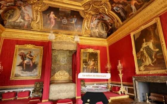 Nelle sale di Versailles con la realtà virtuale