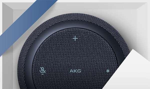 Lo smart speaker Galaxy Home Mini di Samsung