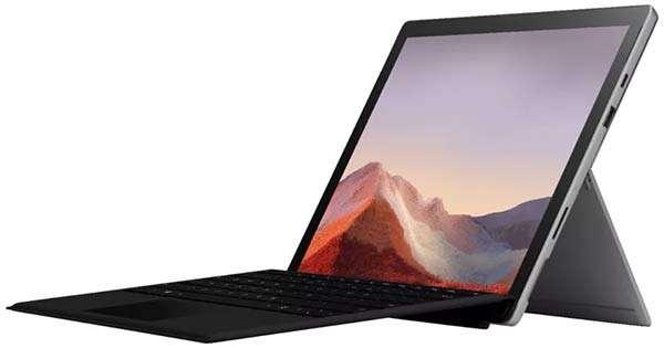 Uno dei nuovi Surface di Microsoft