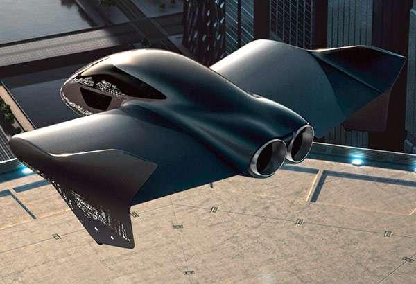 Il mezzo eVTOL di Porsche e Boeing