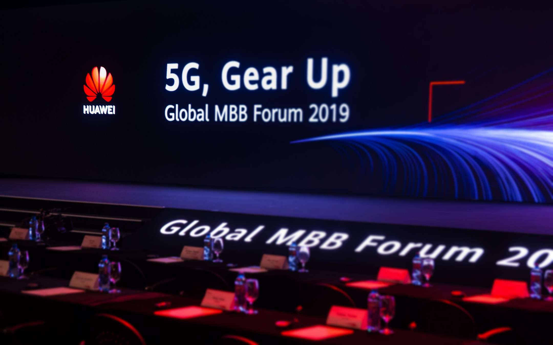 5G e Huawei a Global Mobile Broadband Forum