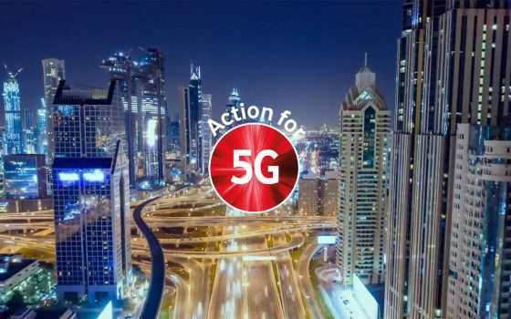 Vodafone: al via il terzo bando di Action for 5G