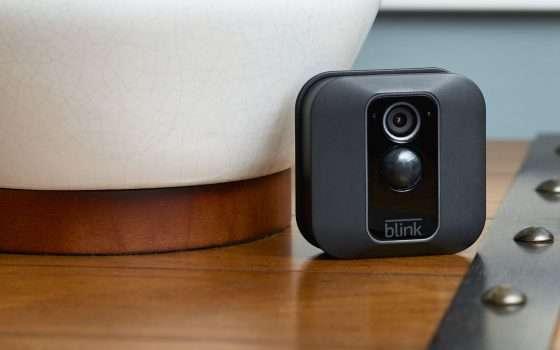 Amazon Blink XT2, videosorveglianza con Alexa