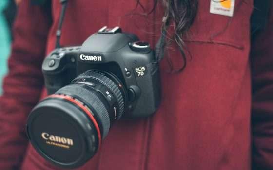 Canon annuncia la chiusura del servizio Irista