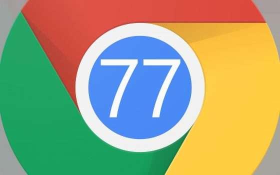 Chrome 77 porta Site Isolation su Android