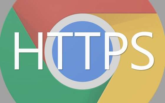 Chrome e Omnibox: prima le risorse HTTPS, poi HTTP