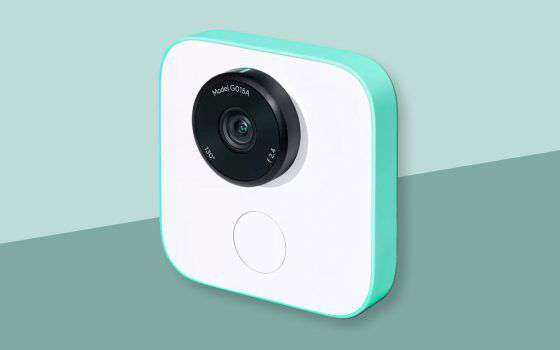 Addio a Google Clips, la fotocamera intelligente