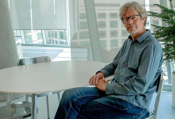Guido van Rossum, creatore di Python e fino ad oggi nel team di Dropbox
