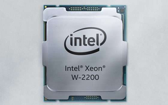 Intel: nuove CPU per Xeon serie W e Core serie X